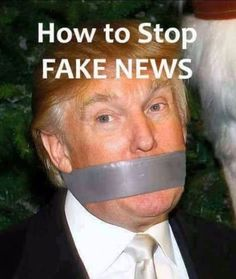The only fake news here comes from Trump's mouth and FOX news. Political Satire, Political Cartoons, Thing 1, Republican Party, Fake News, Dumb And Dumber, Memes, I Laughed, Walt Disney