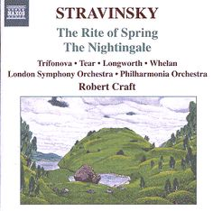 Stravinsky: The Rite of Spring / The Nightingale - Naxos CD. The Rite Of Spring, London Symphony Orchestra, Dance 4, Music Gifts, Nightingale, Choir, Songs, Crafts, Champs Elysees