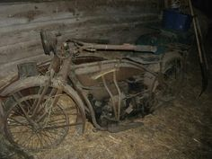 Barn Finds See More Barnfind Henderson 1919 Quelle Allegropl