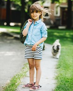 Little Boy And Girl, Little Girl Outfits, Little Boys, Boy Or Girl, Stylists, Fashion Outfits, Children, Instagram Posts, Style