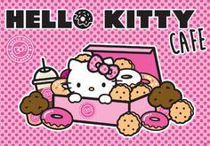 Fotobehang kinderen Hello Kitty 57