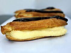 Ecler cu crema de vanilie a fost adaugata pe Bucatarie Traditionala Retete Culinare. Click pe poza pentru a vedea reteta.