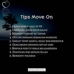 Tips move oninshaallah istiqomah. . . . Follow @catatancintamuslimah Follow @catatancintamuslimah . . https://ift.tt/2f12zSN