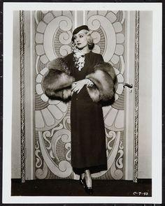 Carole Lombard in No More Orchids 1932