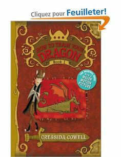How to Train Your Dragon - Cressida Cowell