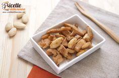 pollo mandorle salsa di soia
