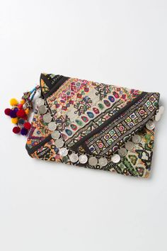 Prana Clutch - anthropologie.com