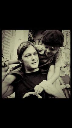 Norman and Mingus :)
