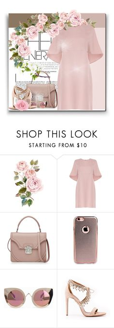 """""""Free As Free Can Be"""" by guruhunter on Polyvore featuring Valentino, Alexander McQueen, Quay and Aquazzura"""