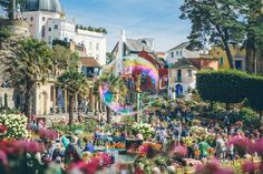 Festival No.6 is an intimate, bespoke banquet of music, arts and culture, taking place over the weekend of the 1-4 September in the magical village of Portmeirion, Wales