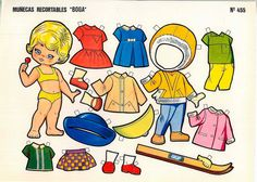 SIGRID * 1500 free paper dolls from artist Arielle Gabriel The International Paper Doll Society for Pinterest paper doll pals *