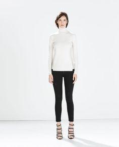 Immagine 1 di PANTALONI SKINNY di Zara