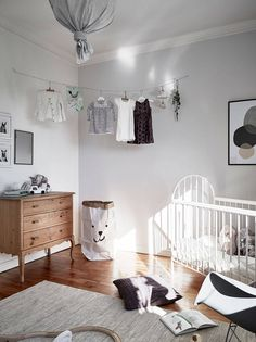 Kids room. Styling by Grey deco for Stadshem.