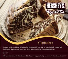 ¡Hershey's® Repostería tiene para ti los mejores tips! #Hersheys #Chocolate…