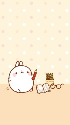 molang back to school