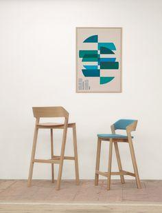 Krzesło barowe Merano | TON S.A.
