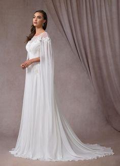 Azazie Linnea BG Wedding Dresses   Azazie Fall Wedding Dresses, Perfect Wedding Dress, Autumn Wedding, One Shoulder Wedding Dress, Formal Dresses, Purple Wedding, Wedding Colors, I Dress, Lace Dress