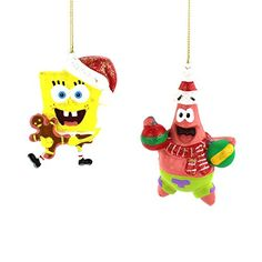 Discount SpongeBob Christmas Inflatable Yard Decorations ...