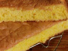 Piskóta titkai, piskótasütés Hot Dog Buns, Sandwiches, Cheesecake, Sweets, Bread, Cookies, Baking, Food, Kuchen