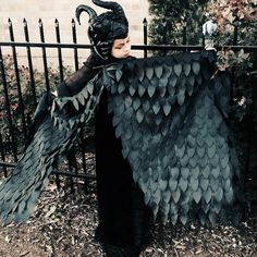 Hey, I found this really awesome Etsy listing at https://www.etsy.com/listing/192259959/maleficent-wings-maleficent-costume
