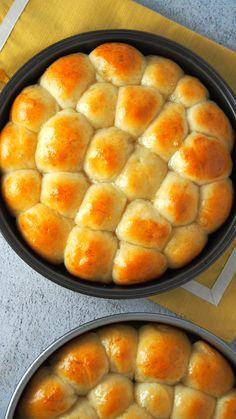 Gourmet Recipes, Baking Recipes, Dessert Recipes, Bread Recipes, Desserts, Candy Recipes, Breakfast Recipes, Bread Bun, Bread Rolls