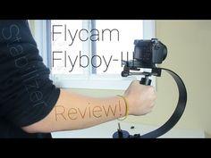 DSLR Camera Stabilizer for Under $5 (Part 3: SHOOT) - Homemade Film School - YouTube