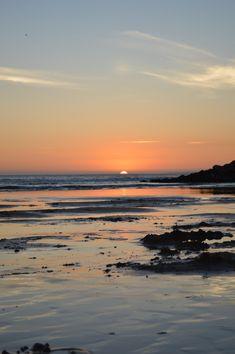 Sunset at Costa da Caparica
