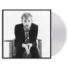 Kevin Devine - Bulldozer - Vinyl LP Clear