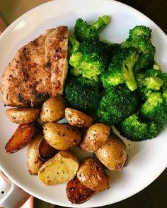 Healthy Meal Prep, Good Healthy Recipes, Healthy Snacks, Healthy Eating, Whole30 Recipes, Crockpot Recipes, Chicken Recipes, Clean Eating, Manger Healthy