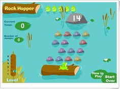 La rana sumadora (Eduplace.com)