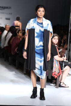 #AIFWSS16 #fashionweek #EXAMPLE #Moutushi #Rituraj #explore #handmade #tie #dye #spring #summer #techniques #local #crafts #optimistic #easy #heritage #traditional #Indian #modern #new #original #creative #cotton #dress #bright #travelFriendly #infused #label #comfortable #prints