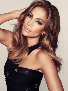 Jennifer Lopez Photoshoot For ELLE Magazine