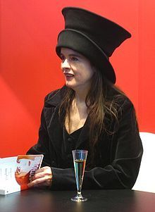 Amelie Nothomb....another great contemporary writer. I have read pretty much everything she wrote and enjoy her slightly twisted and dark humour as well as her great character descriptions