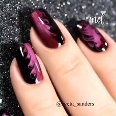 What A Fantastic Nail Art Design Wow! What a fantastic Nail art Design Nails nail supplyWow! What a fantastic Nail art Design Nails nail supply Nail Art Designs Videos, Nail Art Videos, Fun Nail Designs, Nail Design Video, Pretty Nail Art, Beautiful Nail Art, Purple Nail, Pink Nails, Nail Art Hacks