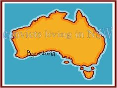 convicts living in NSW By: Gloria History Activities, Teaching History, First Fleet, Australian Curriculum, First Contact, Home Schooling, Bart Simpson, My Books, Education
