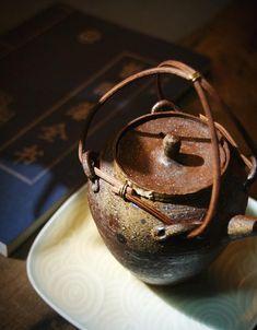 Pottery Teapots, Ceramic Teapots, Zen Style, Old Age, Handmade Ceramic, Craft Work, Creative Crafts, Rattan, Tea Pots