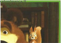 Masha and the bear - Masha e Orso: Fronte Figurina n. 144 -