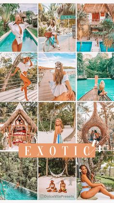 Professional Mobile Lightroom Presets by DolceVitaPresets Instagram Feed Ideas Posts, Best Instagram Feeds, Instagram Story Ideas, Beach Photography Poses, Self Photography, Free Photo Filters, Professional Lightroom Presets, Photography Cheat Sheets, Beauty Head Shots