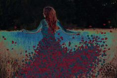 """e.e.cummings: così voleva chiamarsi il grande poeta che forse per primo scrisse della poesia """"carnale"""" arrivando a farne una raccolta appunto intitolata """"Cinquanta poesie di amore carnale"""". Poesie piene di seduzione come questa """"La mia donna""""  La mia donna è un giardino d'avorio le sue spalle sono fiori lucenti e lisci e sotto di loro i fiori nuovi e affilati dei suoi piccoli seni che amorosi puntano in alto  [...]  #eecummings, #poesia,"""