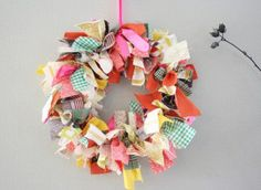 What to do with fabric scraps crafts ideas, for kids and adults. Ideas for using fabric scraps, leftover fabric, for no sew and sewing projects. Quick, easy ideas for what to do with fabric scraps.