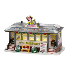 Department 56 Disney Mickey's Holiday Train | Department 56 ...