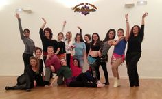 """Danza y Cultura en Málaga La Asociación de Mujeres Najmarabic comienza el año 2015 bailando.  Podéis encontrarnos en el Centro Ciudadano """"Cortijo de Mazas"""" de Churriana, los viernes de 17´30 a 20´30"""