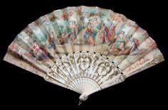 Queen Mary's Favourite Fan - Date: 1910