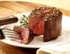 Tenderloin Filet Marinade : Recipes for Marinades : Kansas City Steaks