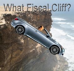 "Ben Bernanke, chairman of the U.S. Federal Reserve, said, ""…a massive fiscal cliff of large spending cuts and tax increases."""