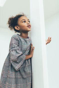 ZARA - #zaraeditorial - KIDS - COMFY | GIRL Stylish Toddler Girl, Girl Trends, Little Girl Dresses, Little Girls, Girl Fashion Style, Tween Fashion, Little Girl Fashion, Kids Girls, Baby Sewing
