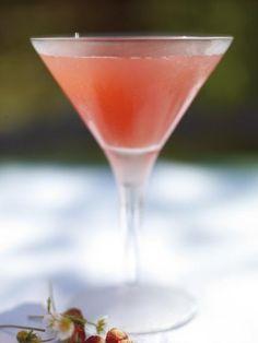 strawberry martini | Jamie Oliver | Food | Jamie Oliver (UK)
