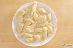Pierogi ruskie (Russian dumplings)