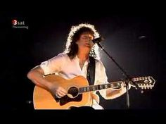 Queen's Brian May- Love of My Life. Nice to see him singing solo.