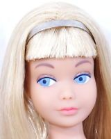 STUNNING Vintage Blonde Straight Leg Skipper Doll MINT